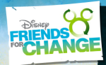 Disney Friends For Change Logo
